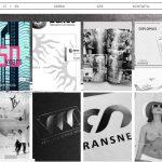 interneto svetainės kurimas dizaino studijai Stand Up